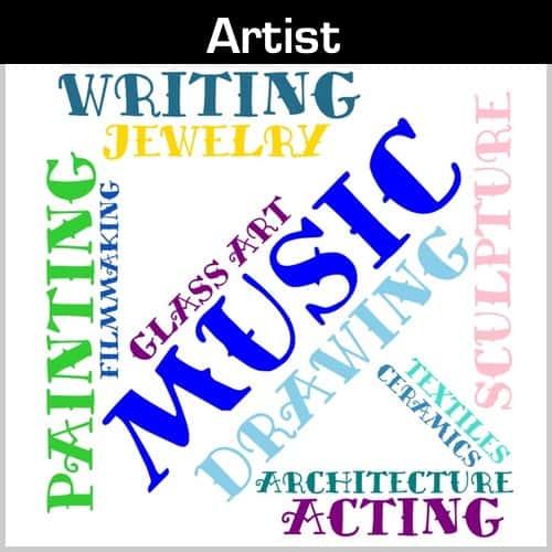 Artist graphic