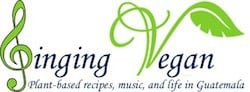 Singing Vegan Logo